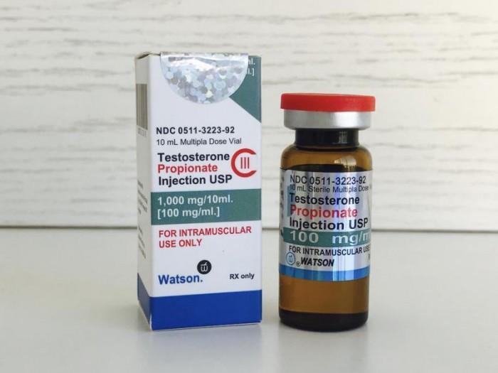 Testosterone Propionate 100mg/ml - цена за 10мл.
