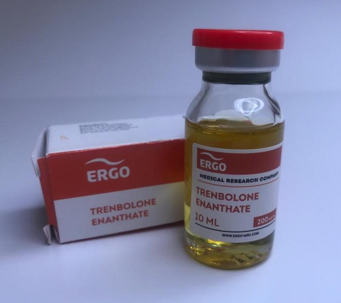ERGO TRENBOLONE E 200MG/ML - ЦЕНА ЗА 10МЛ