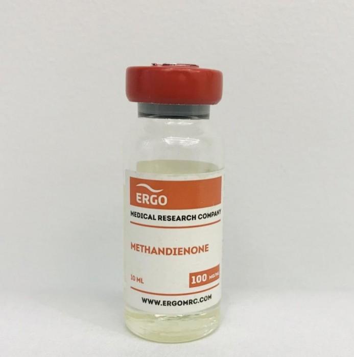 ERGO METHANDIENONE 100mg/ml - ЦЕНА ЗА 10мл