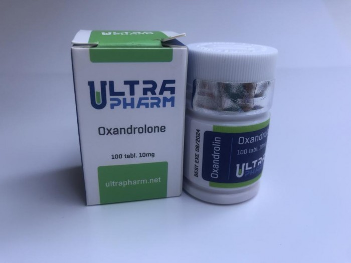 Ultra Oxandrolone 10mg/tab - Цена за 100таб