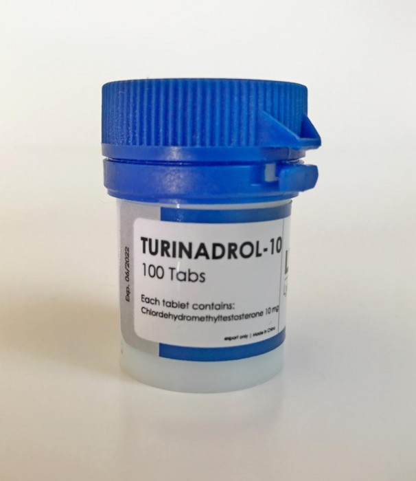 LYKA NEW TURINADROL-10 10mg/tab - ЦЕНА ЗА 100ТАБ